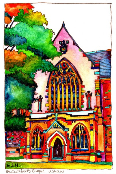 *St Cuthberts Chapel Ushaw College