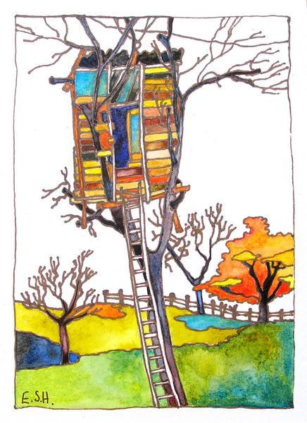 *Tree House