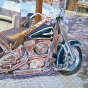 Harley in Biot