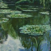 Monet Water Garden