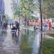Rainy Day in Peterborough #1