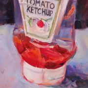 Squeezy Heinz Ketchup