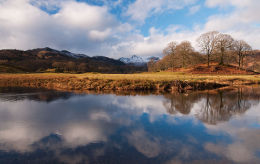 River Brathay at Elterwater