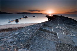 The Cobb, Lyme Regis