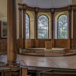 2nd. All Saints Church. Linda Carr. Judge: Ivor Robinson.