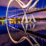 Infinity Bridge -  Stockton.