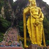Batu Cave in Kaula Lumpur