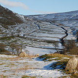 Near Malham Cove.
