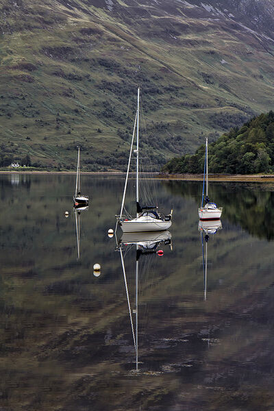 H.C. Ballachulish Yachts. George Richardson. Judge: David Illingworth.