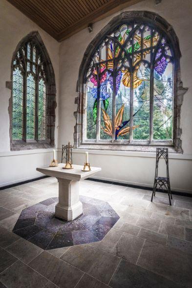 Brancepeth castle church