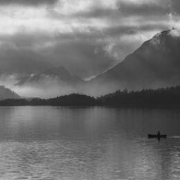 H.C. Canoe on Derwentwater. David Gray. Judge: Jeff Teasdale.