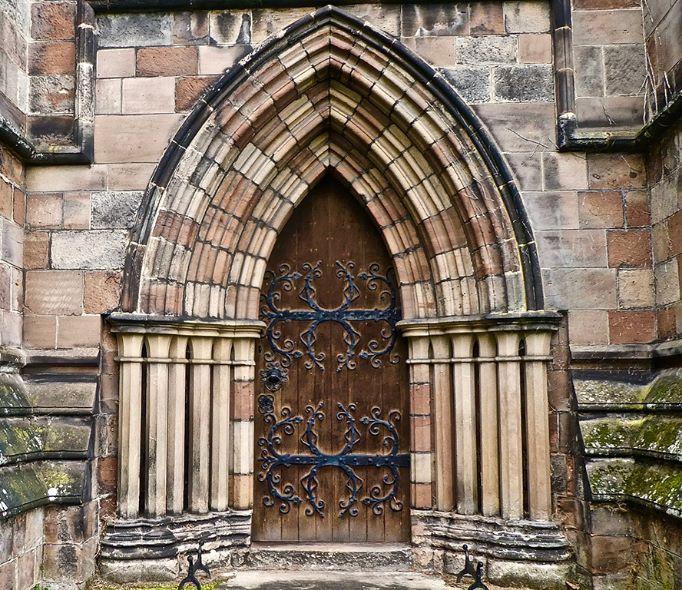 2nd. Church Doorway. Elisabeth Came. Judge: Trevor Roxby.