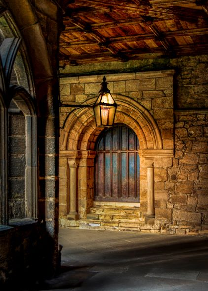 Cloisters Door