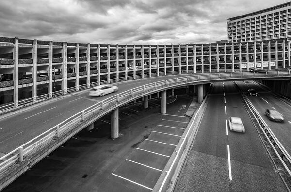 Forgotten car park