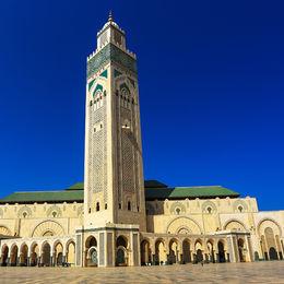 Commended. Grand Mosque. Colin Davidson. Judge: Ivor Robinson