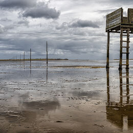 H.C. Holy Island Causeway. Ray Bell. Judge: Mavis McCormack.