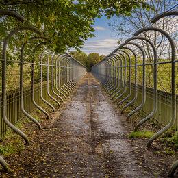 1st. Hownsgill Viaduct. Ray Bell. Judge: Sue Merrington: