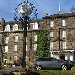 H.C. Old Swan Hotel Harrogate. Joan Patterson. Judge: Chris Whittle
