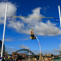 Q is for .... Quayside Games