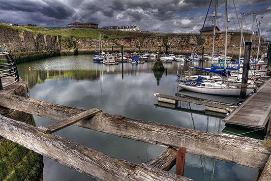 Seaham Harbour.