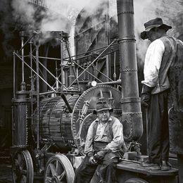 2nd. Steam Trains. George Richardson. Judge: David Bolt.