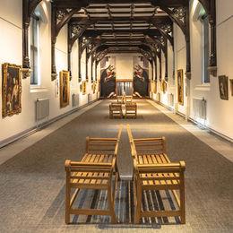 H.C. The Art Gallery. Brian Nattrass. Judge: Ivor Robinson.