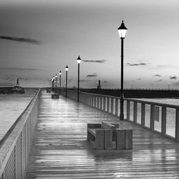 2nd.The Pier. Brian Nattrass. Judge: Peter Yearnshire. LRPS