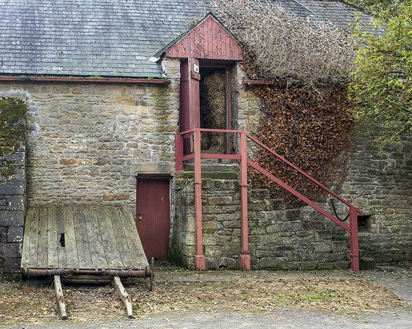 This corner of Beamish
