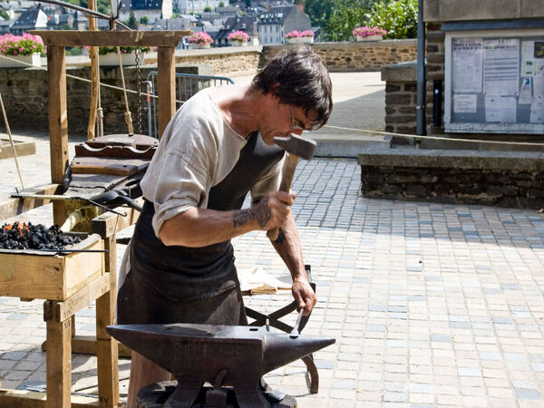 Travelling Blacksmith