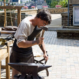 Travelling Blacksmith