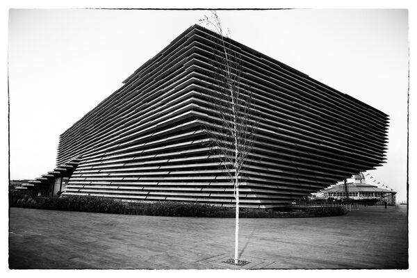 V&A Dundee.