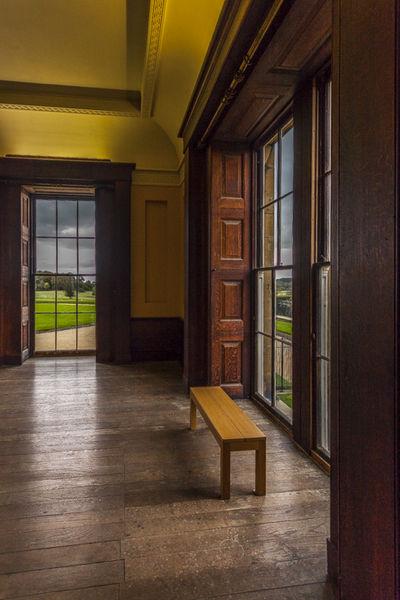 3rd. Window Seat Belsay Hall. Brian Nattrass. Judge: Linda Golightly