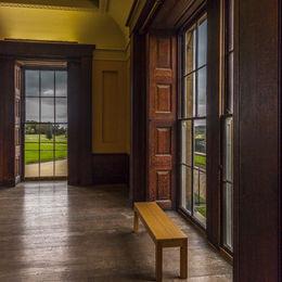 H.C. Window Seat Belsay Hall. Brian Nattrass. Judge: Ivor Robinson.