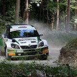 Skoda Fabia Rally Car