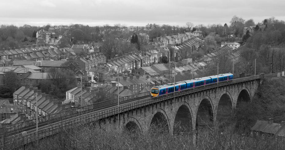 H.C. Blue train to Durham. John Humphries. Judge: Ray Bell.