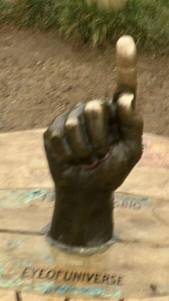 gold finger