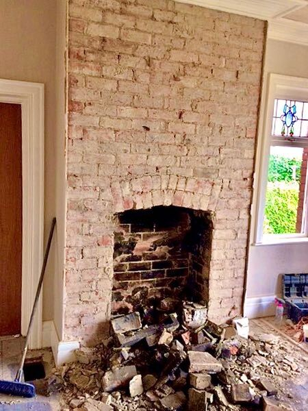 lounge renovation