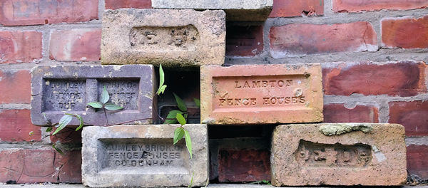 Our bricks and Mortar