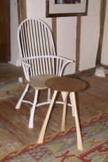 Wenhaston Chair & Spikey Table