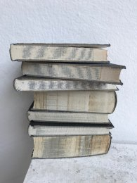 cut books
