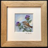 "Thrush Mount size 5"" X 5"""