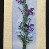 "Bluebells Size 7""x2"""