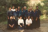 Sydney seminar with Quintin Chambers Sensei in 1991