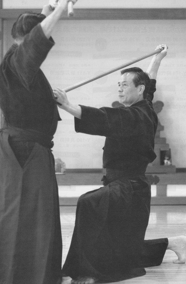 Osato Sensei demonstrating Oku kata a few years ago