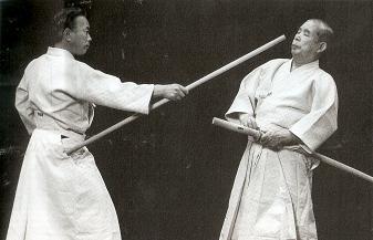 Shimizu Sensei and Kaminoda Sensei