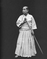 Shimizu Sensei