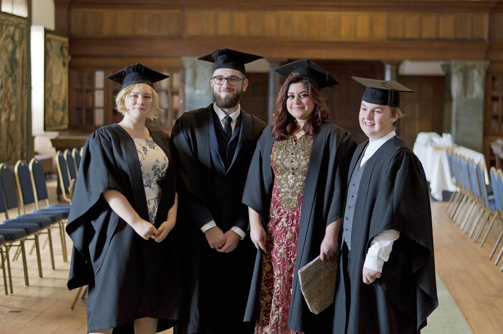 School of Artisan Food graduation ceremony