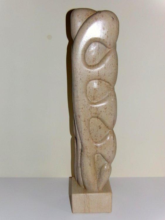 Totem         Ancaster Limestone - Sold