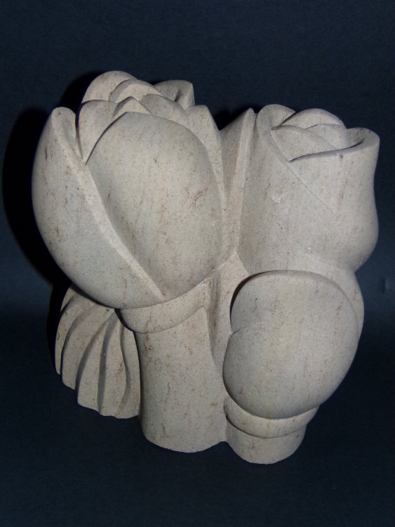 Stone Roses Ancaster Limestone - Sold