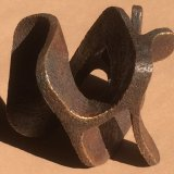 Abstract form - Bronze